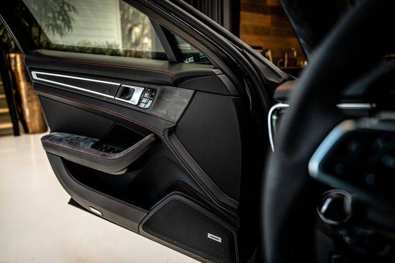 Porsche Panamera 4.0 GTS Sport Turismo | 360 | HUD | BOSE |PANO | Soft close | DAB | LED Matrix | Afstandstempomaat | Karmin Rood pakket, rood st afbeelding 9
