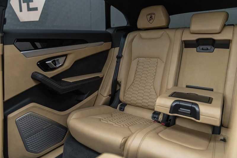 Lamborghini Urus 4.0 V8 Full Adas Package, Annima, Panorama, B&O 3D, ACC, Keramische Remmen, Seat Pack: Massage, Koeling, Verwarming, Stuurwielverwarming, Nachtzicht ass, Head-up, Homelink, afbeelding 17