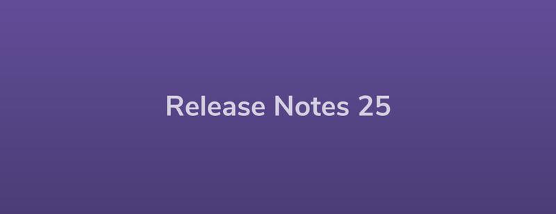 Esper Release Notes — DevRel 25