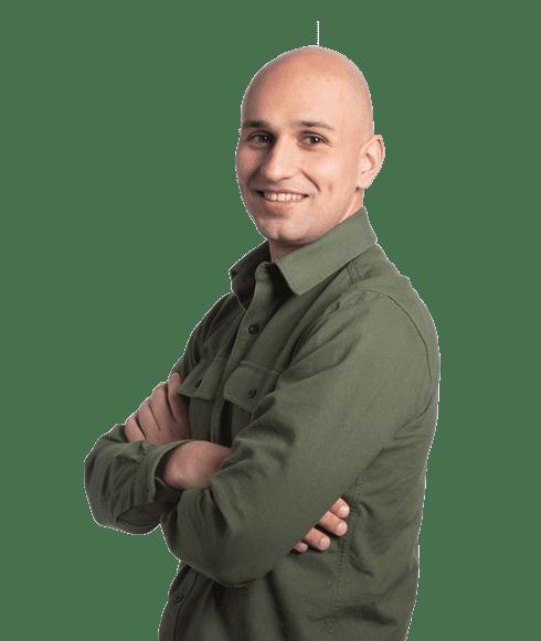 David, client Dougs expert-comptable en ligne avec synchronisation bancaire
