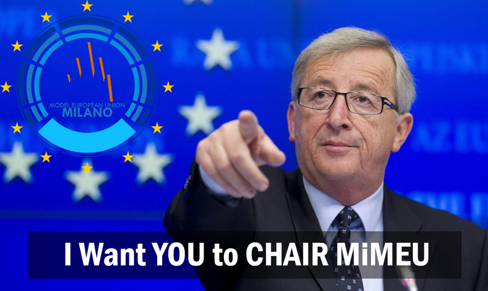 CALL FOR CHAIRS for Milan MEU is now open!