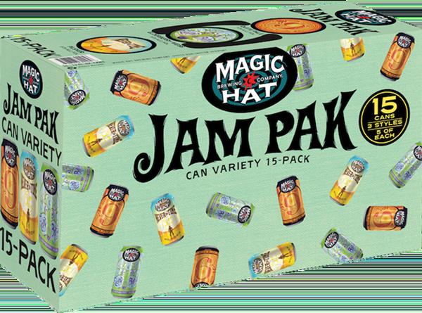 JamPak Variety Pack