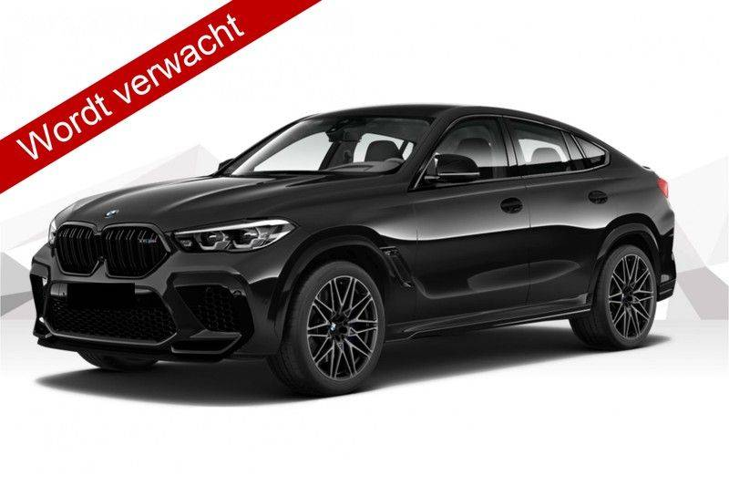BMW X6 M Competition 4.4 V8 626pk **Bowers&Wilkins/ACC/Softcl./HUD/Pano.dak** afbeelding 1
