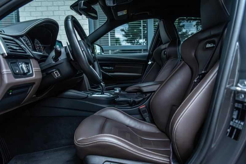BMW 3 Serie M3 Competition DCTA, 450 PK, Facelift, Akrapovic, Harman/Kardon, Head/Up, LED, Surround View, Carbon, 2017, Org. NL!! afbeelding 13