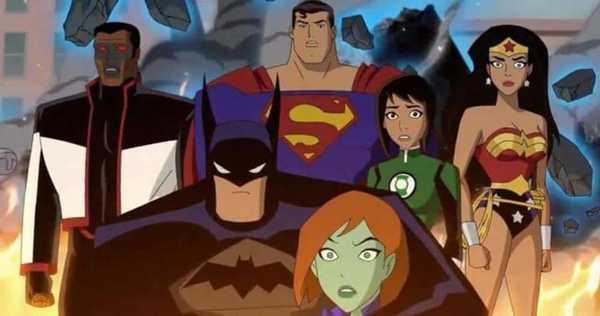 Liga da Justiça é pega de surpresa pelo poder de fogo dos Cinco Fatais em animação da DC Comics
