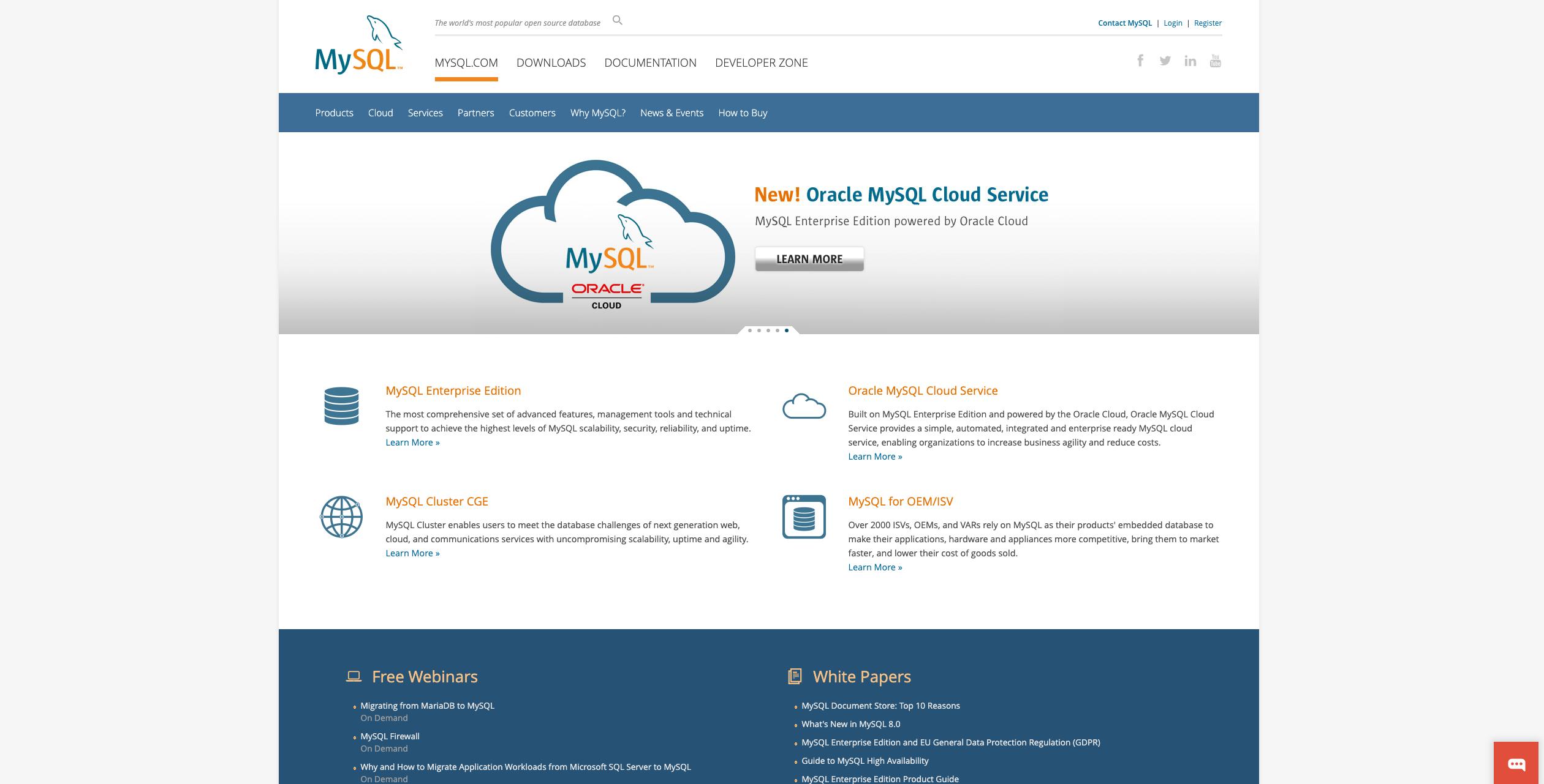 MySQL UI