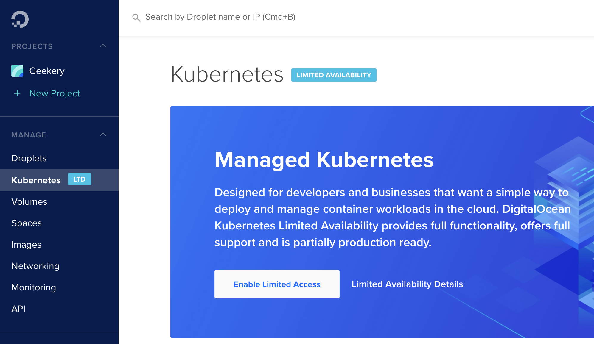 Kubernetes on Digital Ocean Screenshot #2