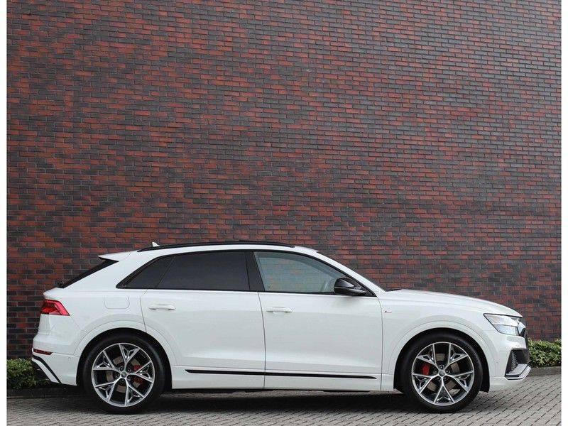Audi Q8 50TDI Quattro *22'*Pano*B&O*Standkachel*Soft-Close* afbeelding 11