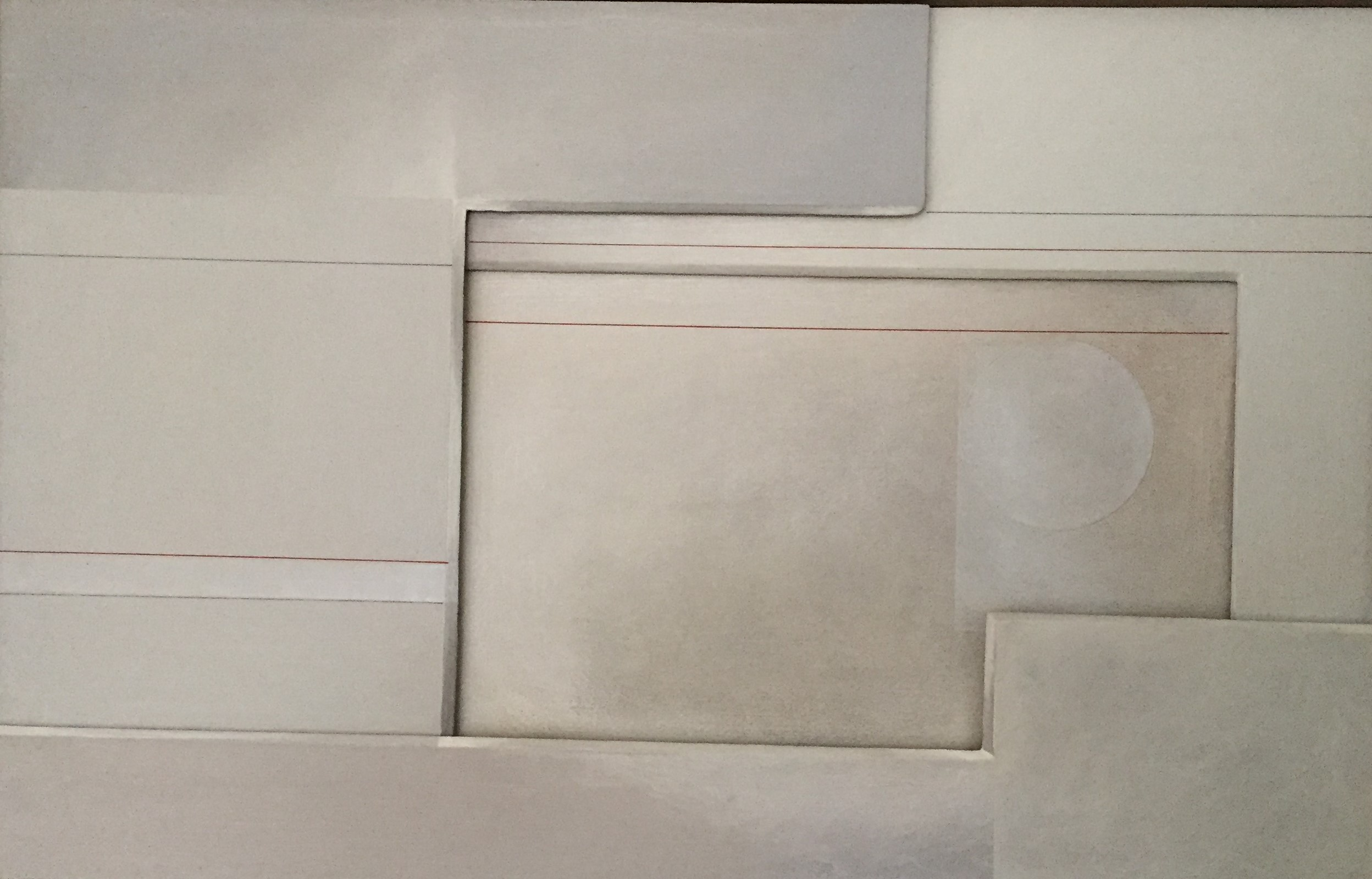 abstract flat squares