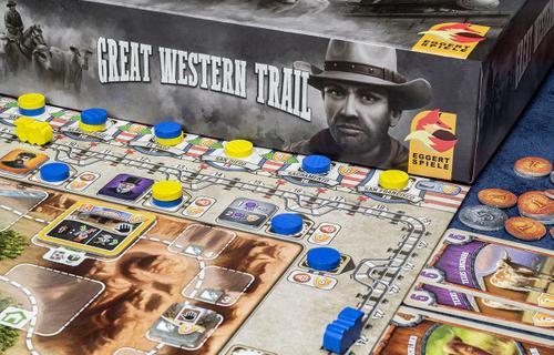 A nagy western utazás - egy marha jó stratégiai játék