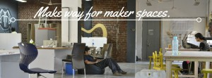 Make way for maker spaces. (2)