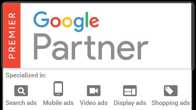 Metrics34 Google Premier Partner