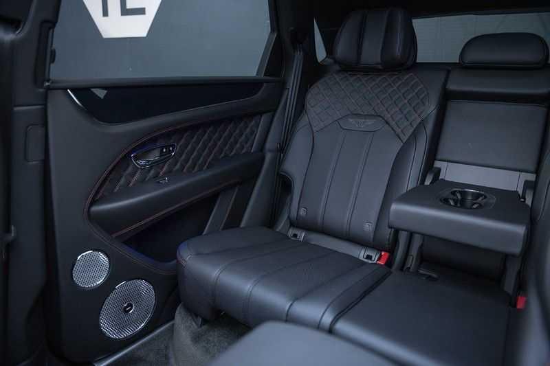 Bentley Bentayga V8 FIRST EDITION MY 2021 + Naim Audio + Onyx Pearl Black + Apple CarPlay (draadloos) afbeelding 23
