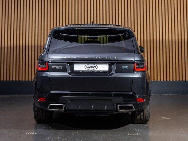 """Land Rover Range Rover Sport 2.0 P400e HSE Dynamic 22"""",PANO,MASSAGE afbeelding 6"""