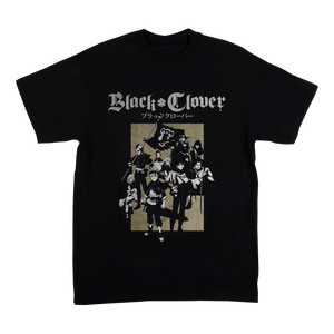 Black Clover Manga T-Shirt