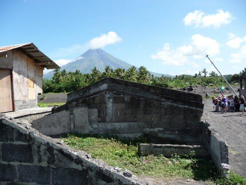 In 2006 heeft tyfoon Durian hier huisgehouden