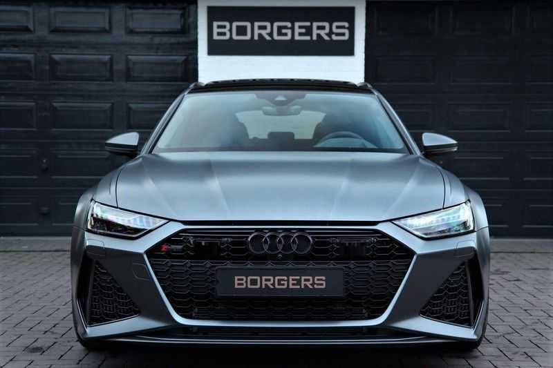 Audi RS6 AVANT EXCLUSIVE+B&O.ADVANCED+DYNAMIC-PLUS+CARBON afbeelding 25