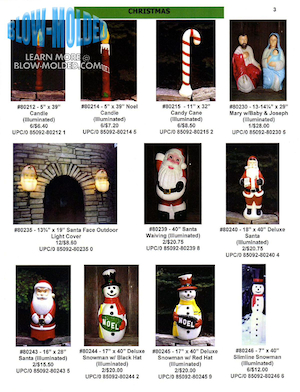 Drainage Industries Christmas 2009 Catalog.pdf preview