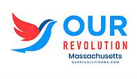 Our Revolution Massachusetts logo