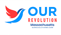 Our Revolution Massachusetts logo