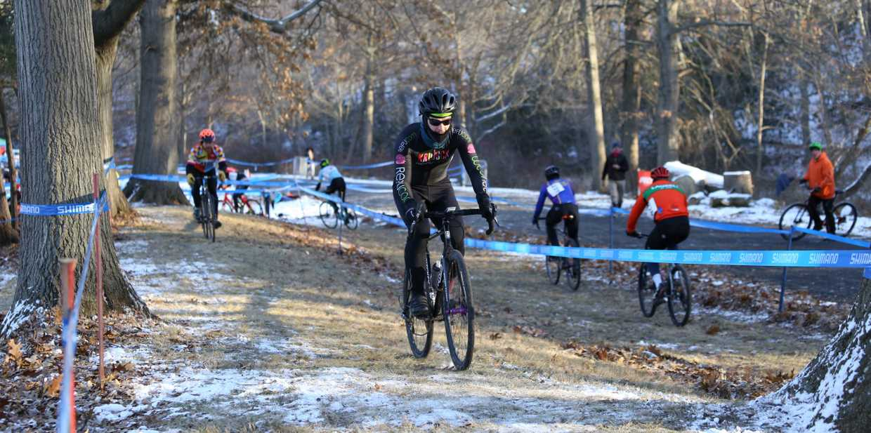 """Elm City CX 2017: One Whole Season """"Intact""""! cover image"""
