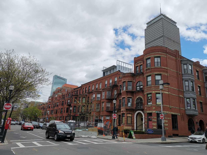 Boston, berceau de la révolution américaine cover image