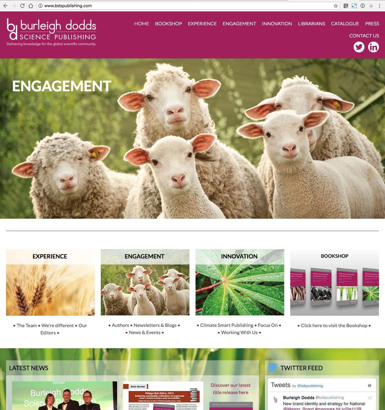 Burleigh Dodds website