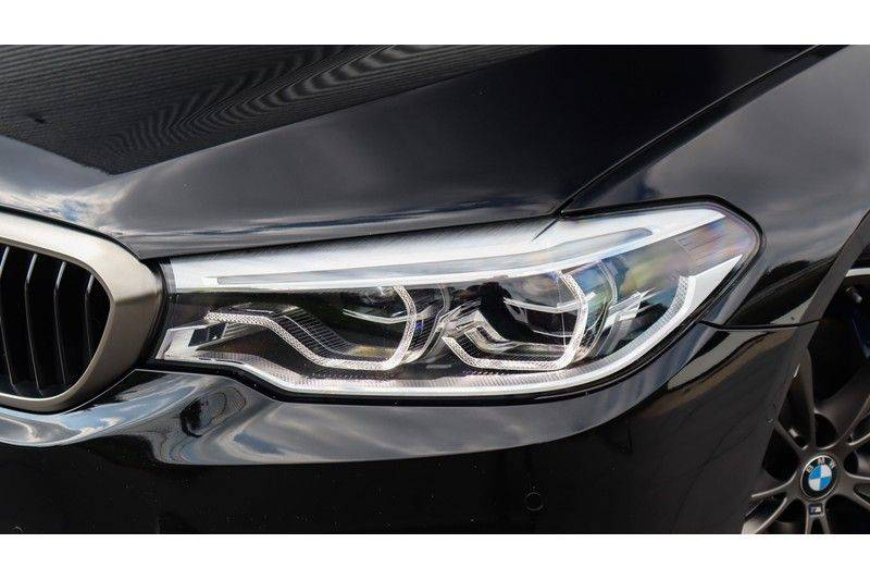 BMW 5 Serie Touring M550d xDrive High Executive Bowers & Wilkins, Head-Up Display, Soft-Close, Stoelventilatie afbeelding 23
