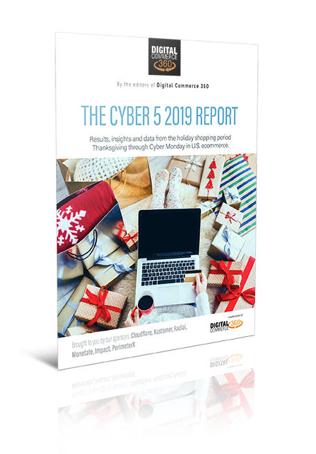 Cyber 5 2019 Report by Digital Commerce