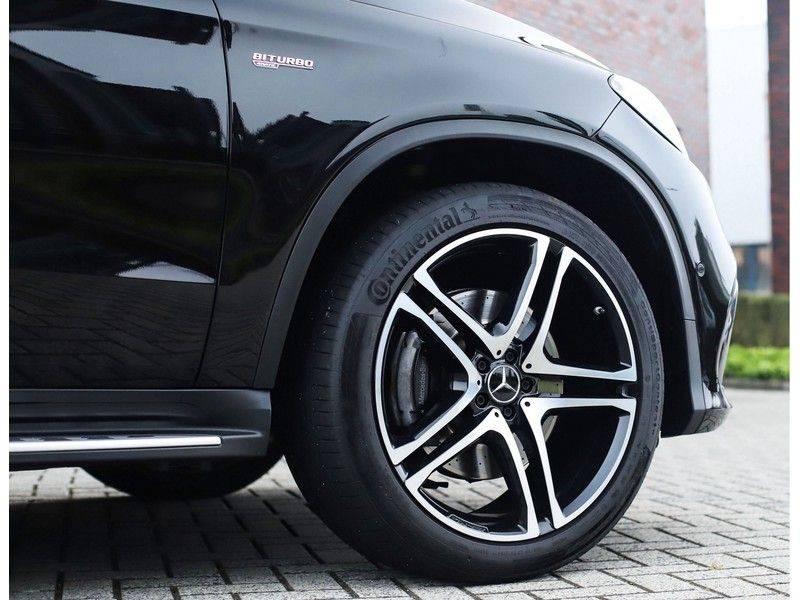 Mercedes-Benz GLE Coupé 43 AMG 4-Matic B&O*TV*Leder*Standkachel*Airmatic*VOL!* afbeelding 15