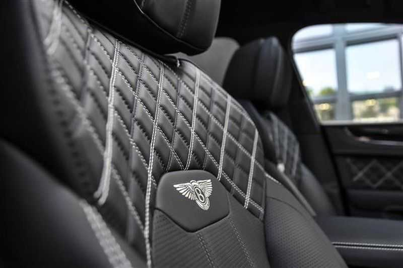 Bentley Bentayga V8 FIRST EDITION MULLINER+BLACKLINE+MASSAGE afbeelding 19