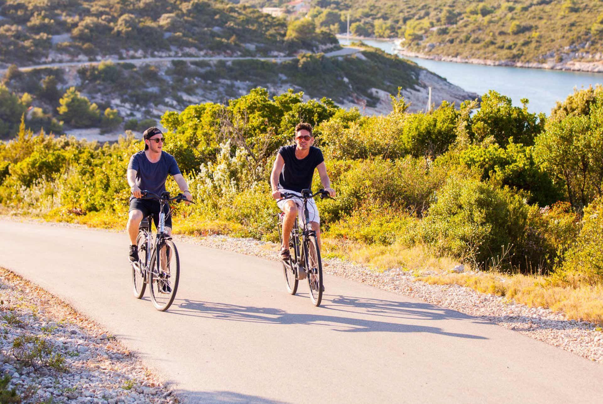 Bicycle Hire Lipari