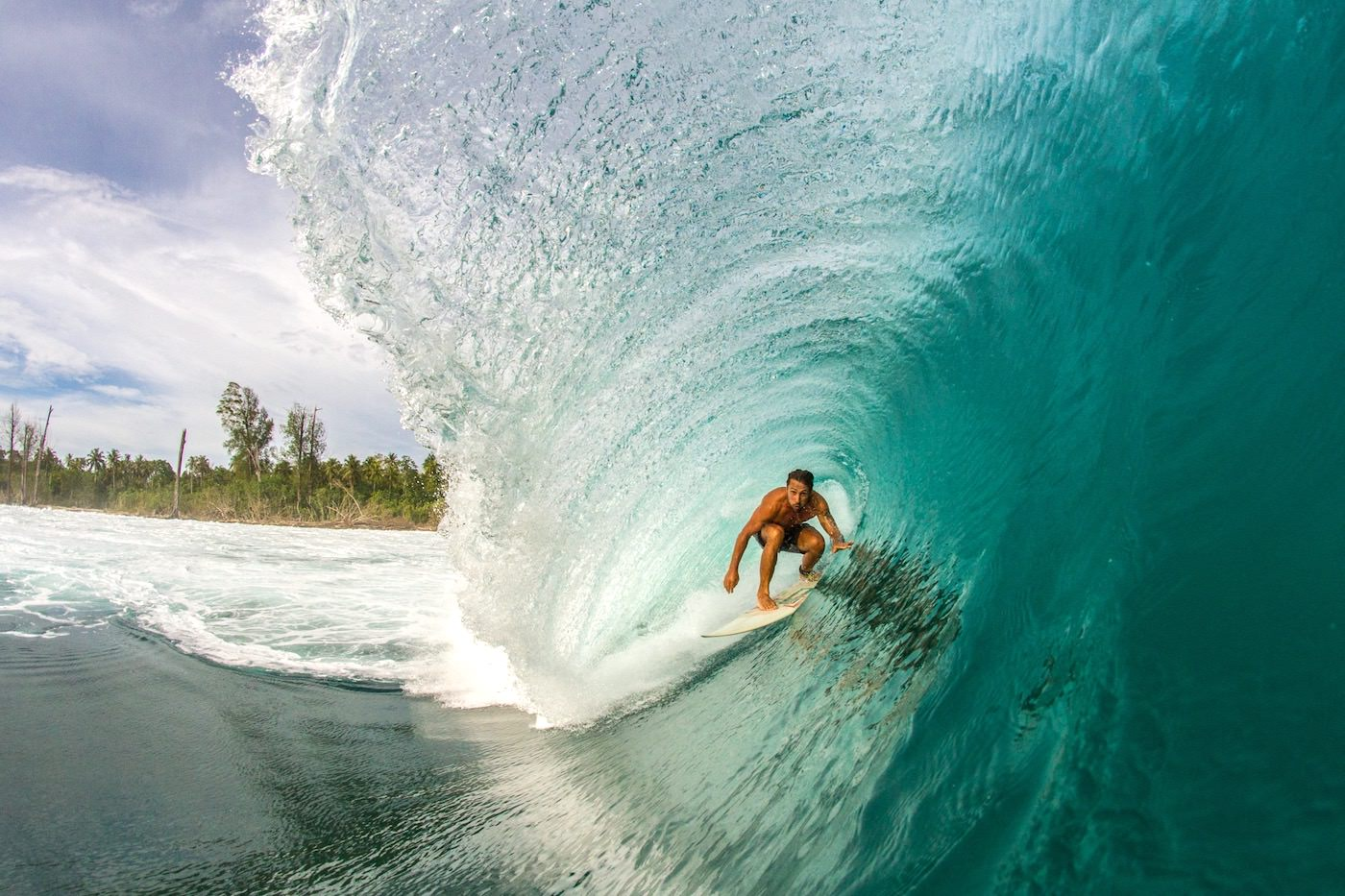 King Millenium I Surf Charter boat Mentawai Islands Surf