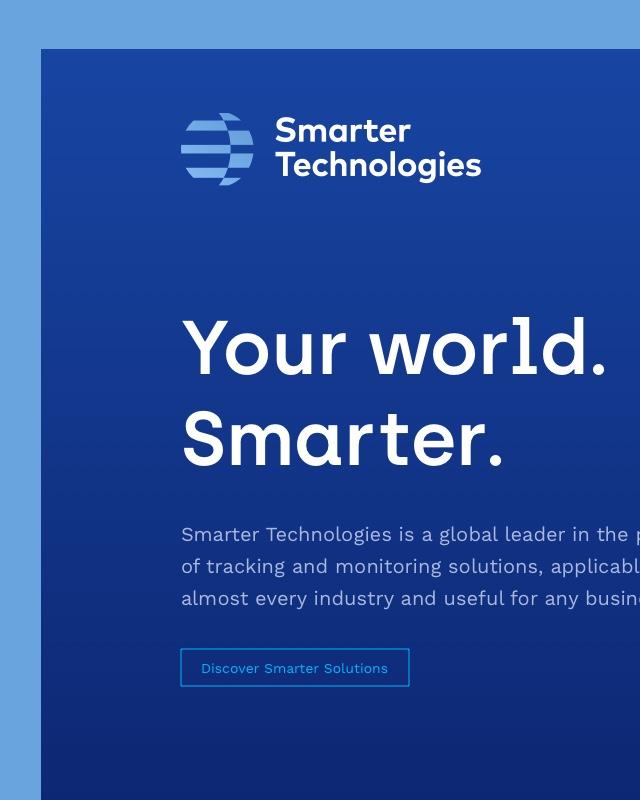 Smarter Technologies logo