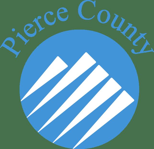 logo of County of Pierce