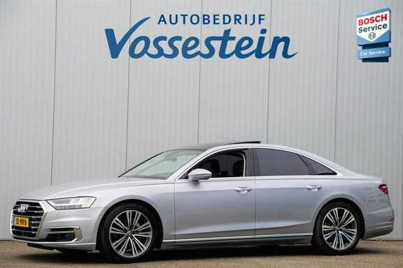 Audi A8 50 TDI quattro Pro Line Plus / B&O / ACC / Side & Lane Assist / Head-Up / Nieuwpr: 168.000,-