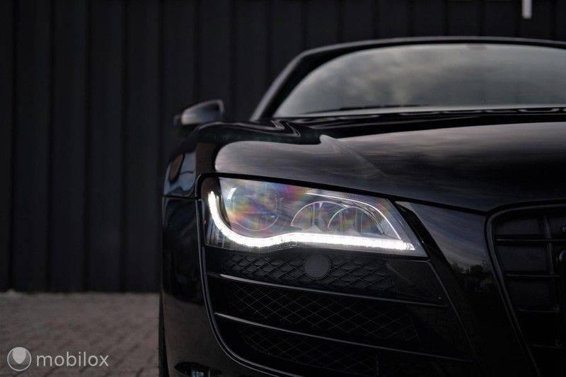 Audi R8 Spyder 5.2 V10 FSI   LED   B&O afbeelding 12