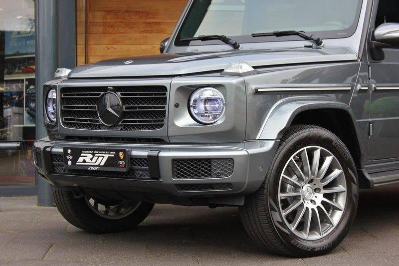 Mercedes-Benz G-Klasse 500 4.0 V8 422pk **360/Distronic/Schuifdak/Trekhaak/DAB** afbeelding 6