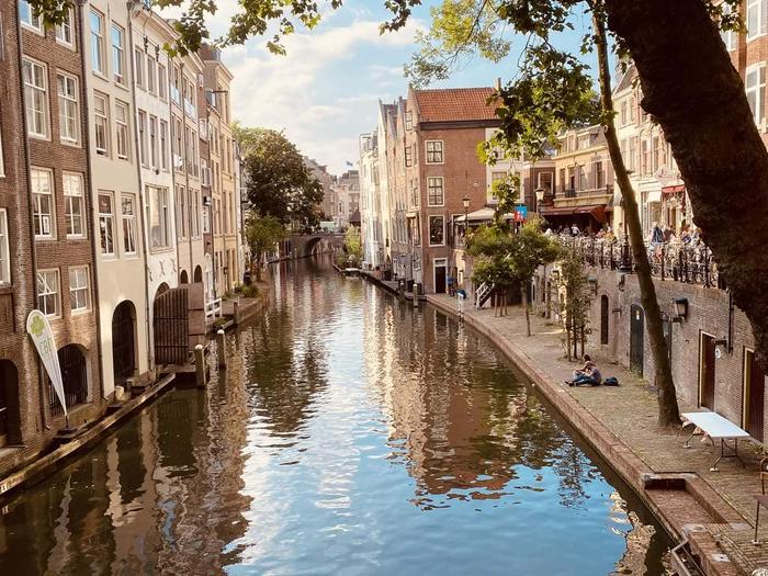 How I ended up living in Utrecht