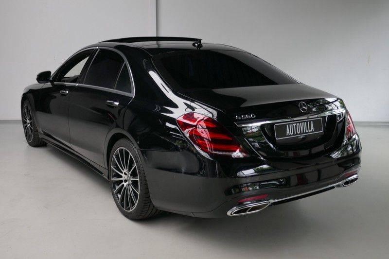 Mercedes-Benz S-Klasse 560 4Matic Lang Premium Plus afbeelding 8