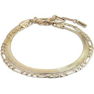 Pilgrim Yigdrasil multi layer Bracelet