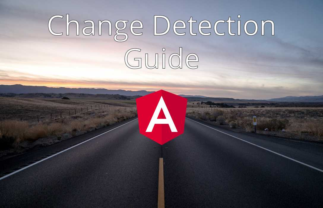 The Last Guide For Angular Change Detection You'll Ever Need Image