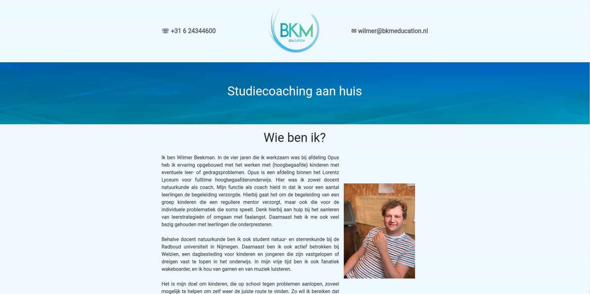 BKM Education