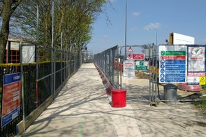 Construction Site Security Access