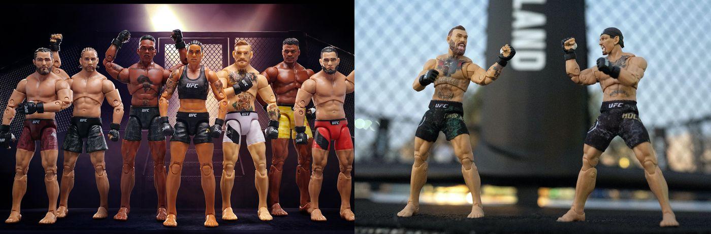 UFC Jazware Collectables