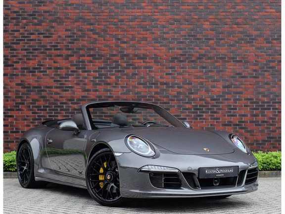 Porsche 911 Cabrio Carrera 4 GTS *ACC*PASM*Chrono*Camera*
