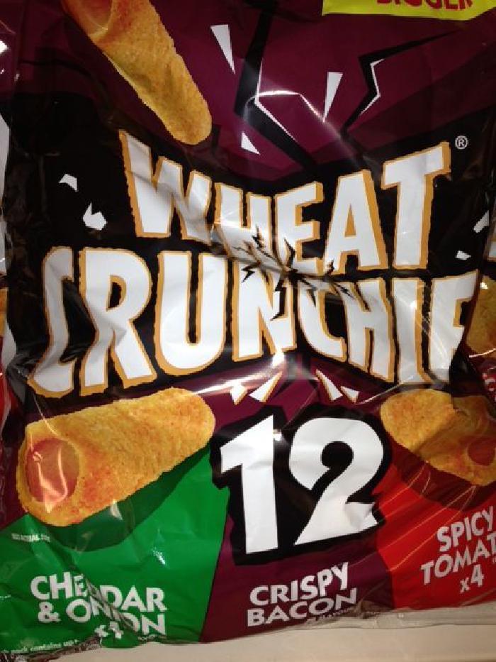 Wheat Crunchies Crisps