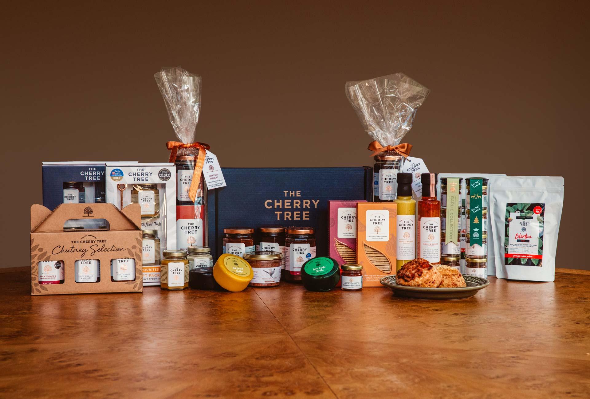 Award-winning fine food range