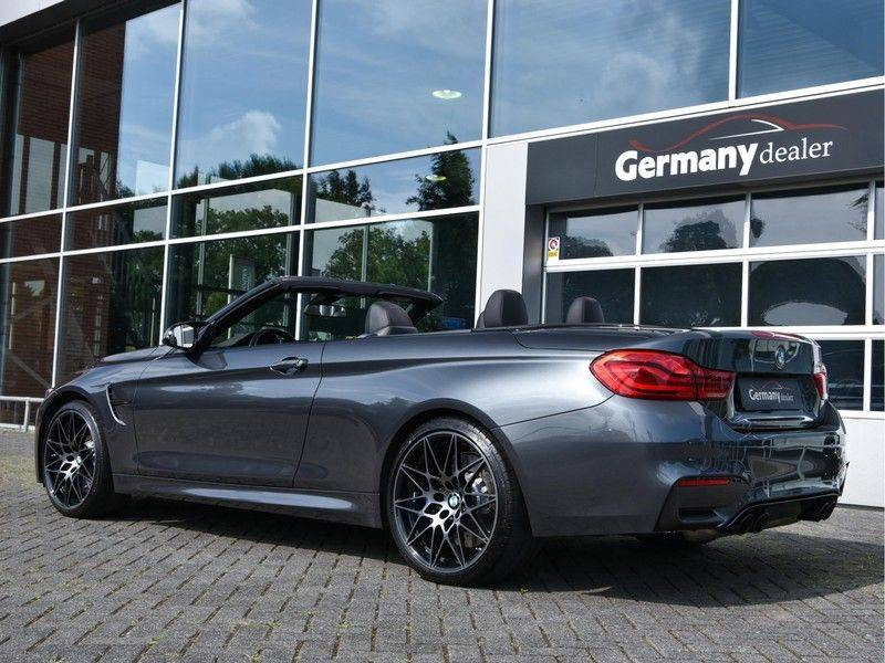 BMW M4 Cabrio Competition DCT 450pk HUD H/K DAB Adaptive-LED Memory 20inch afbeelding 11