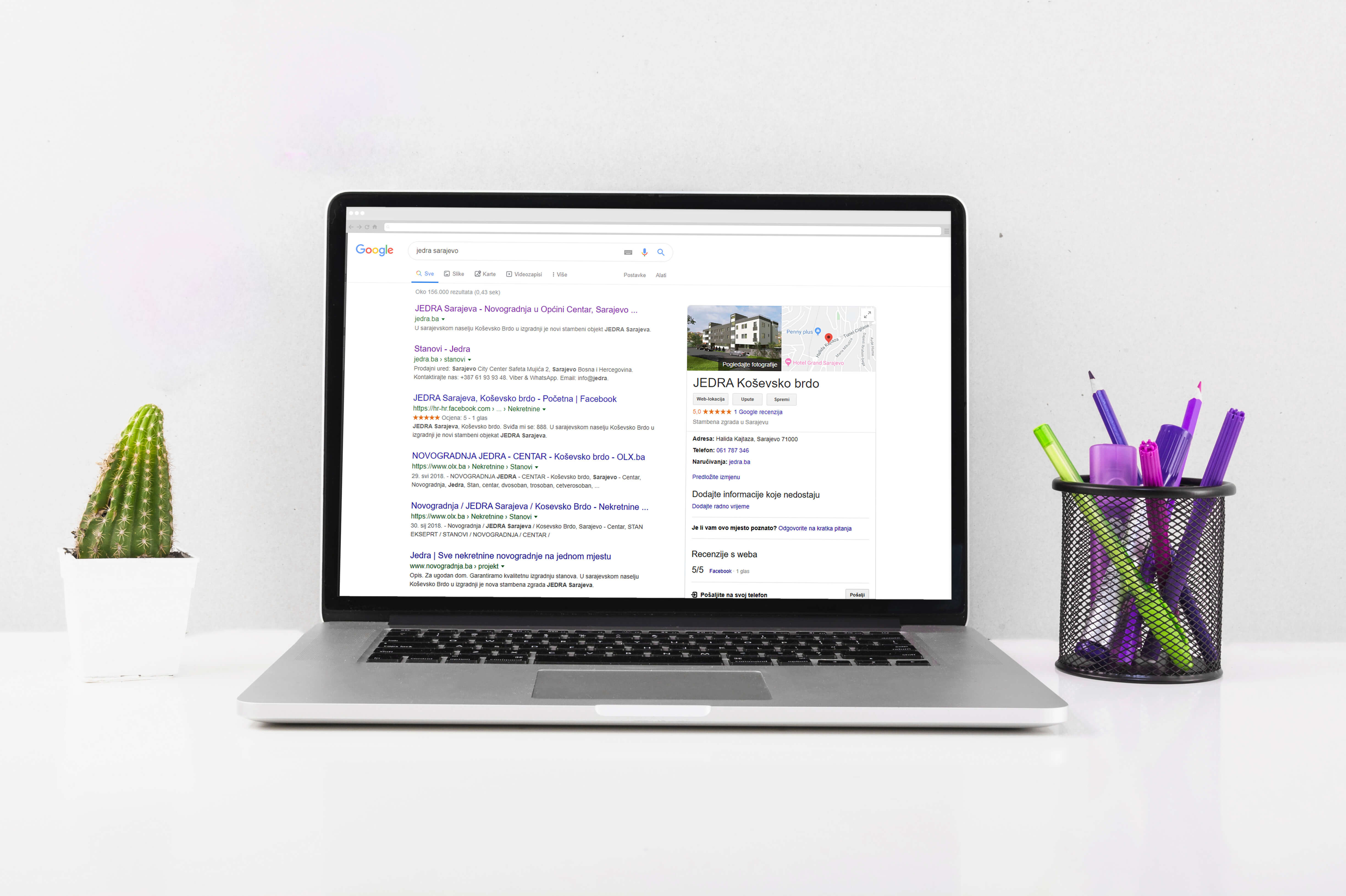 Project Jedra, Google Advertising